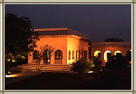 The Bagh Bharatpur, Wildlife Resorts India